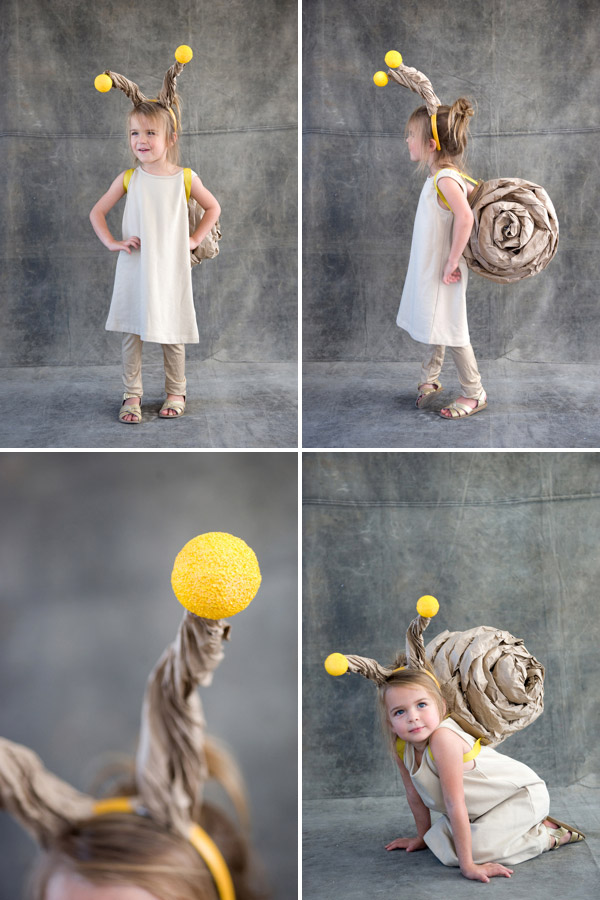 Halloween Costumes for Girls - Snail