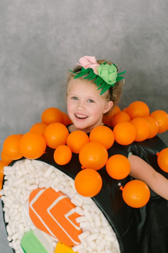 Halloween Costumes for Kids - Sushi Girl
