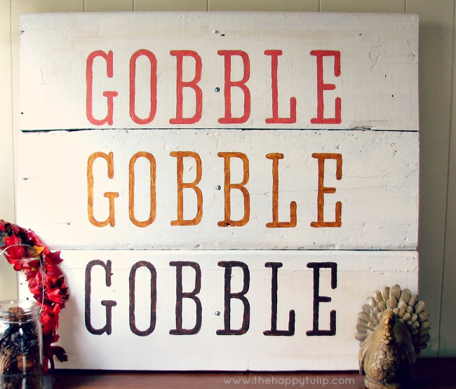 24 Thanksgiving Door Signs And Wall Art To Diy