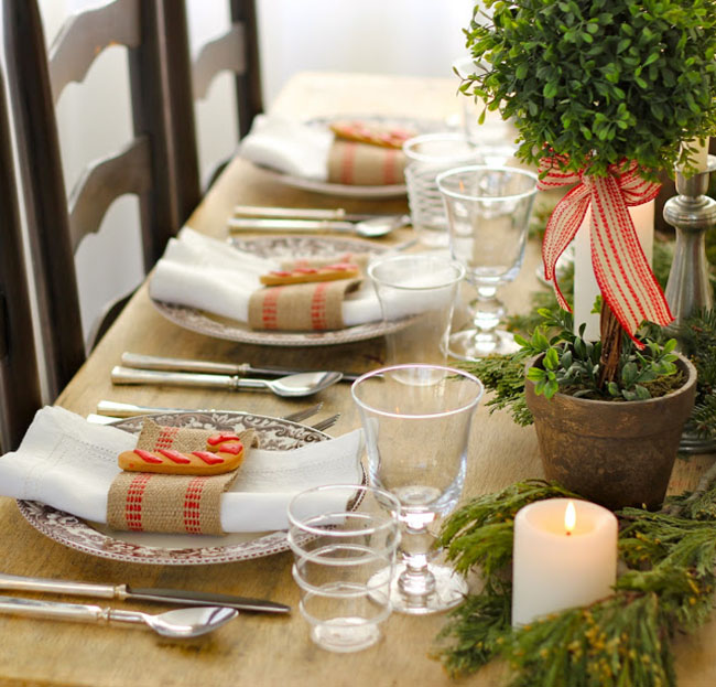 Kitchen Table Decorating Ideas Tutorial On How To A Make This