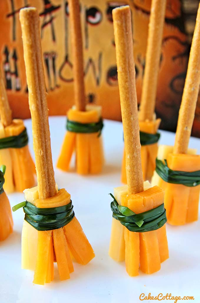 Witche's Cheese Brooms