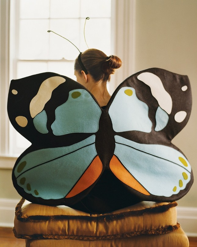Gorgeous Costume Ideas for Girls - Butterfly