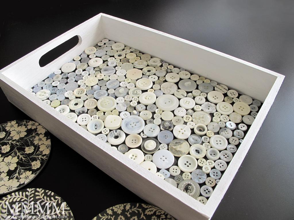 button tray diy