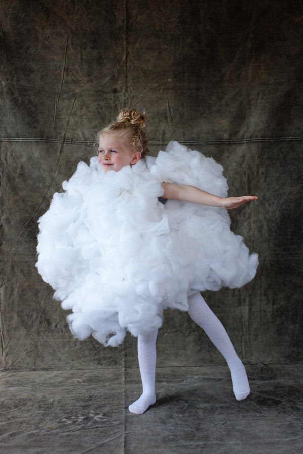 Cute Halloween Costumes for Girls - Cloud