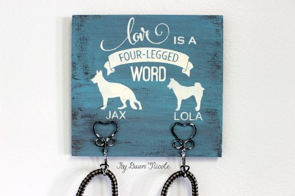 dog leash hooks