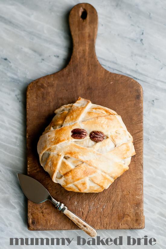 halloween-mummy-baked-brie