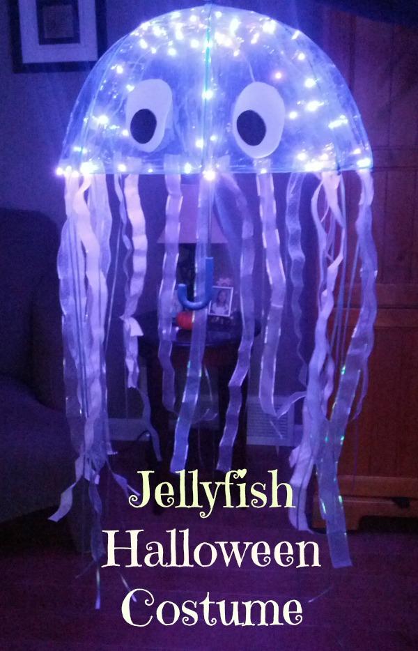 Costume Ideas for Girls - Jellyfish