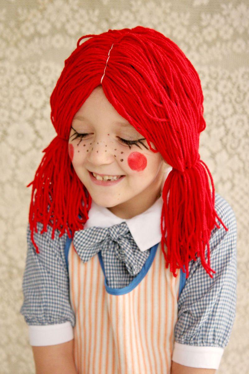 Costume Ideas for Girls - Rag Doll