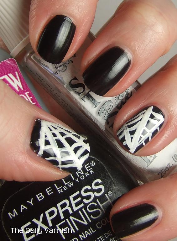 15 Halloween Nail Art Designs You Can Do At Home!