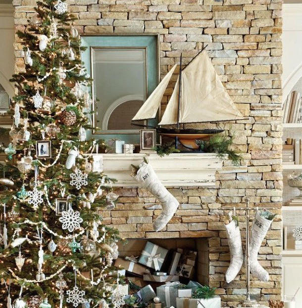Coastal Christmas Idea