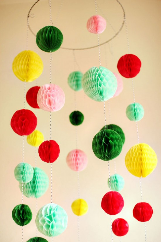 22 DIY Chandeliers For Parties Kids Rooms And More