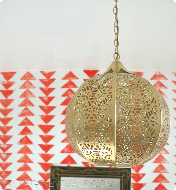 22 diy chandeliers for parties kids rooms and more diy candle lantern chandelier aloadofball Gallery