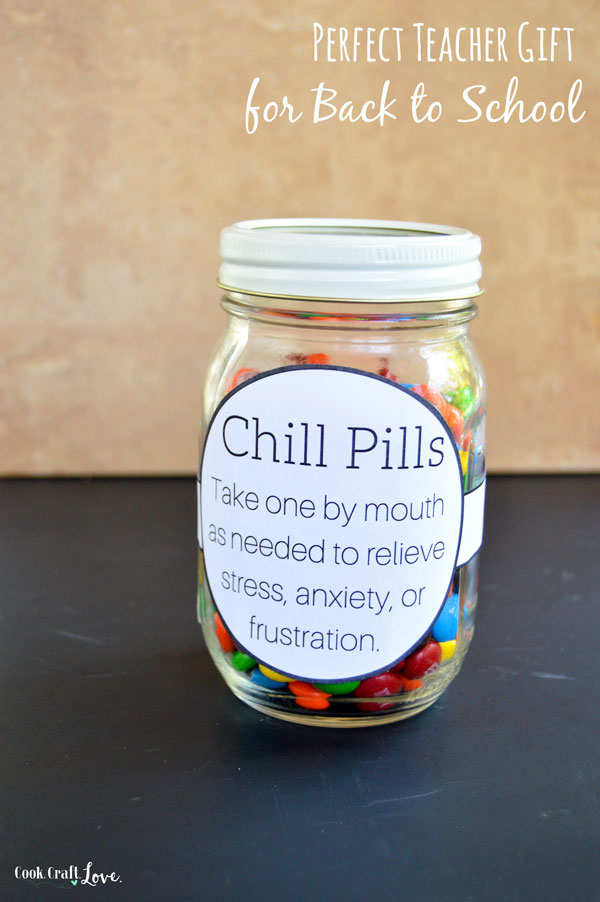 28 Adorably Charming Diy Teacher Gifts