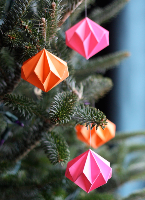 35 diy christmas ornaments from easy to intricate diy christmas ornaments solutioingenieria Choice Image