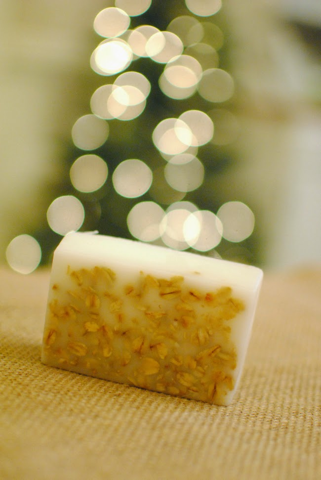 DIY Ginger Spice Cookie Soap