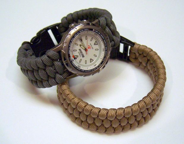 DIY Paracord Watchband