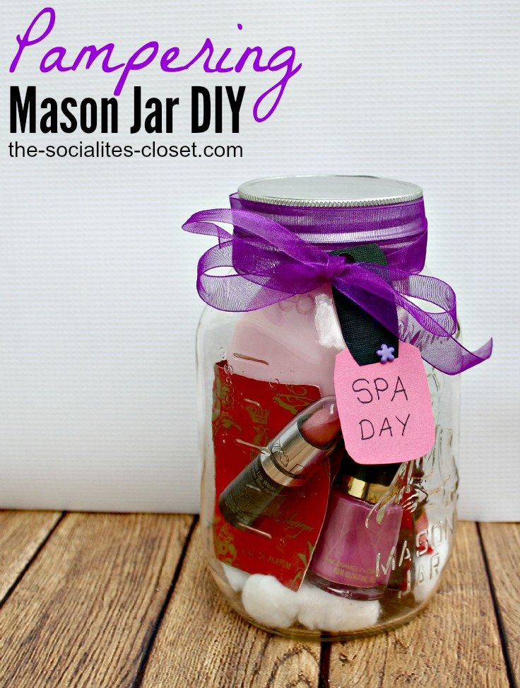 DIY Spa Day Gift