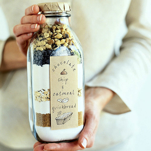 Quick Bread Recipe In A Bottle DIY Favor