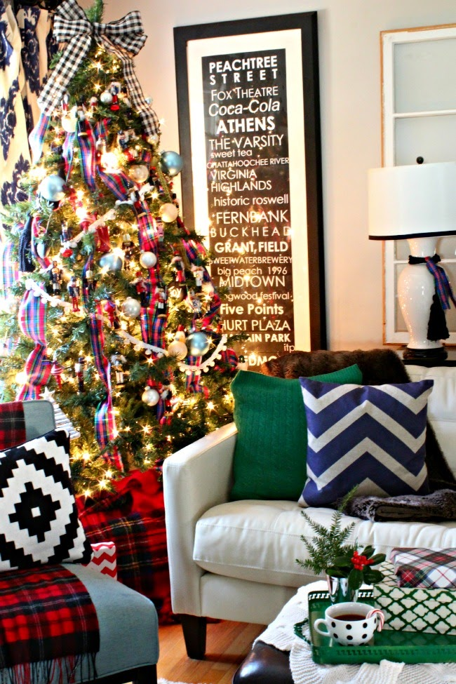 colorful contemporary holiday