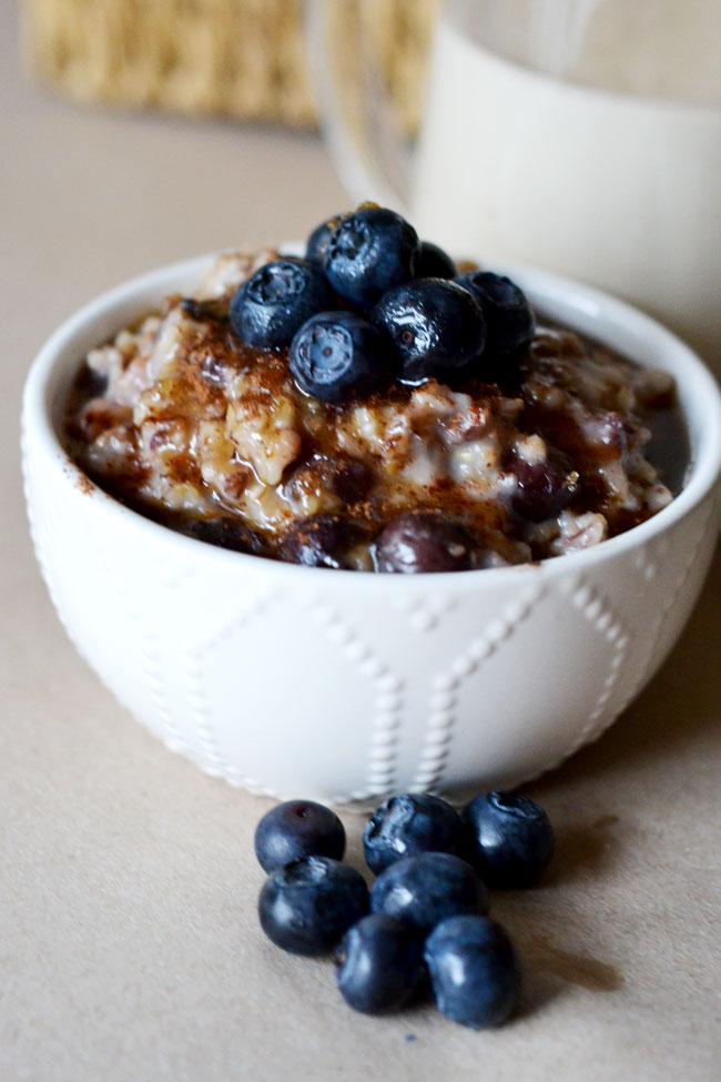 Blueberry-Muffin-Oatmeal