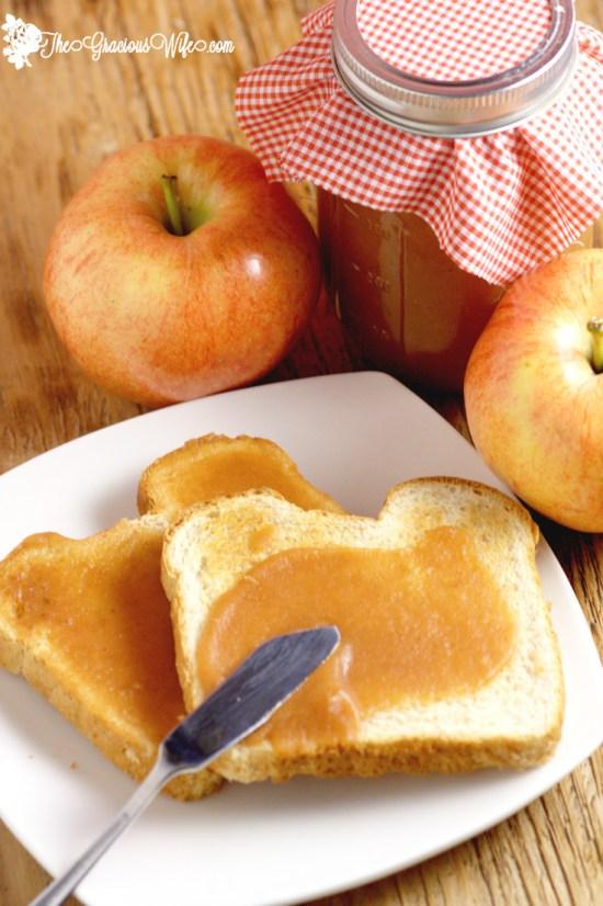 Crockpot Apple Butter Recipe