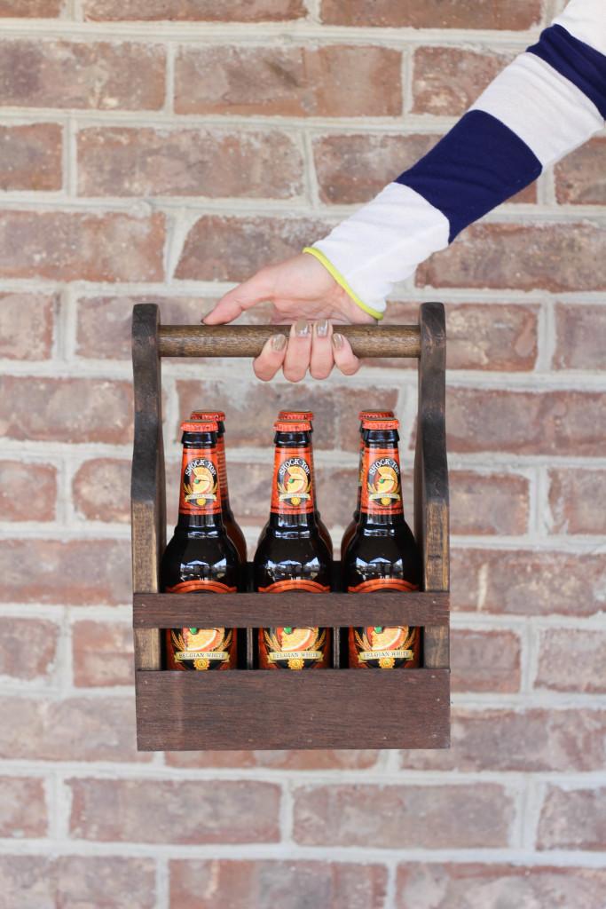 DIY Beer Carrier