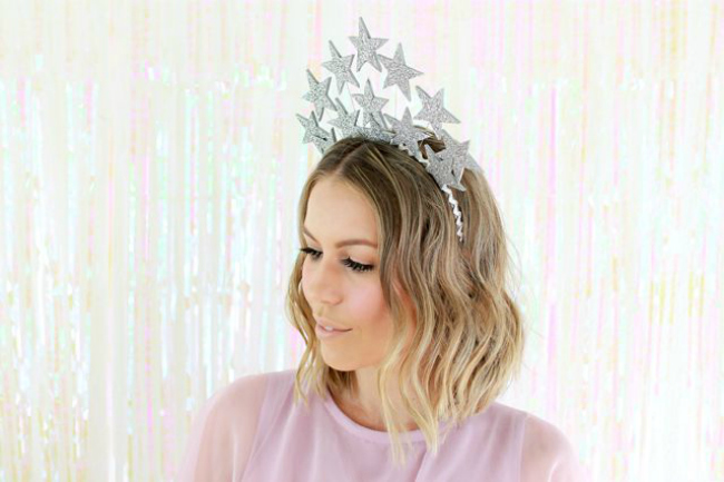 DIY-star-crown-headband