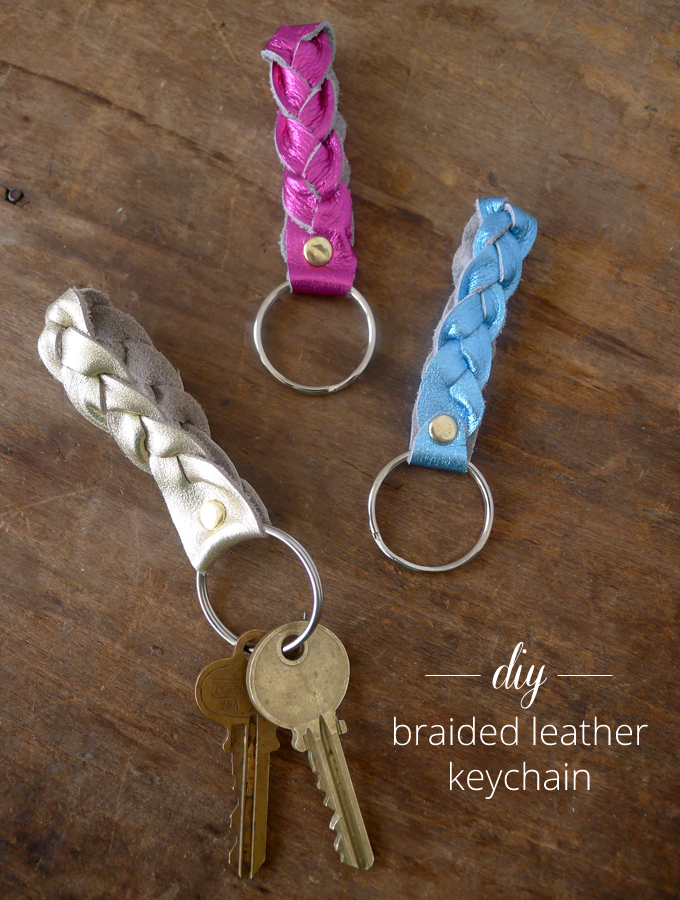 keyring craft ideas 50 diy keychains for you your friends and your family 2268