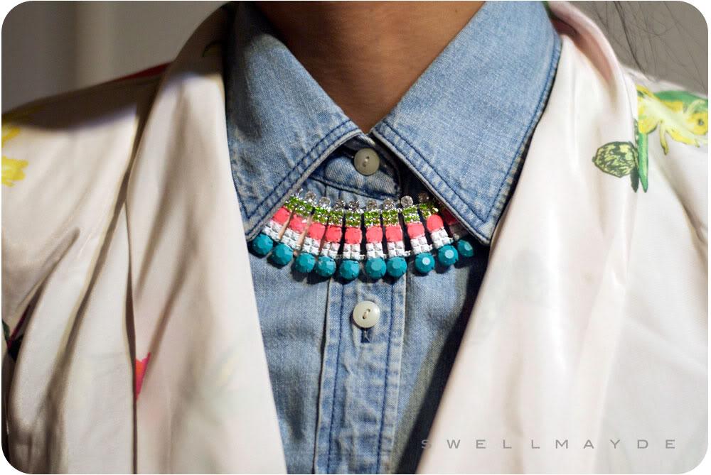 Diy Sharpie Necklace