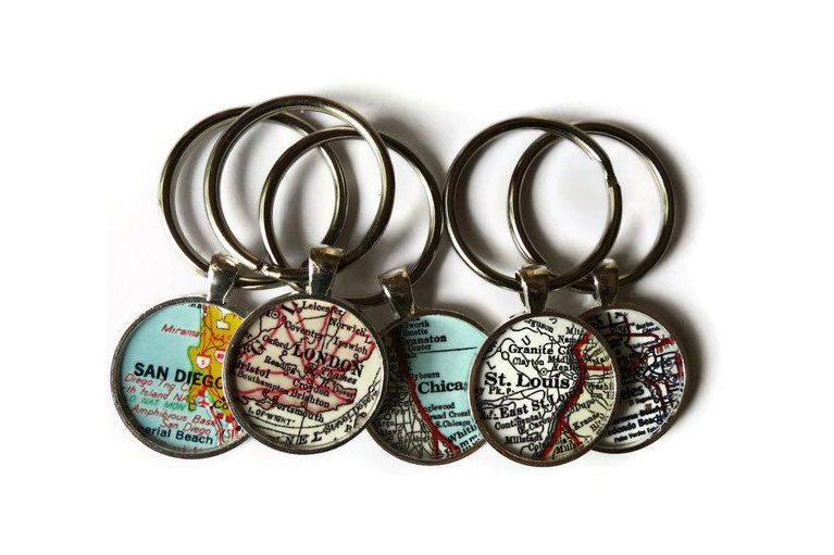 50 Diy Keychains For You Your Friends And Family