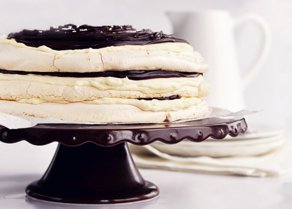Marscapone Meringue cake recipe