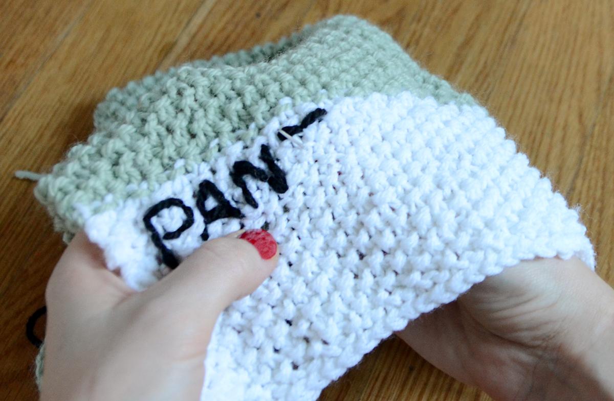 Pantone Towel 3