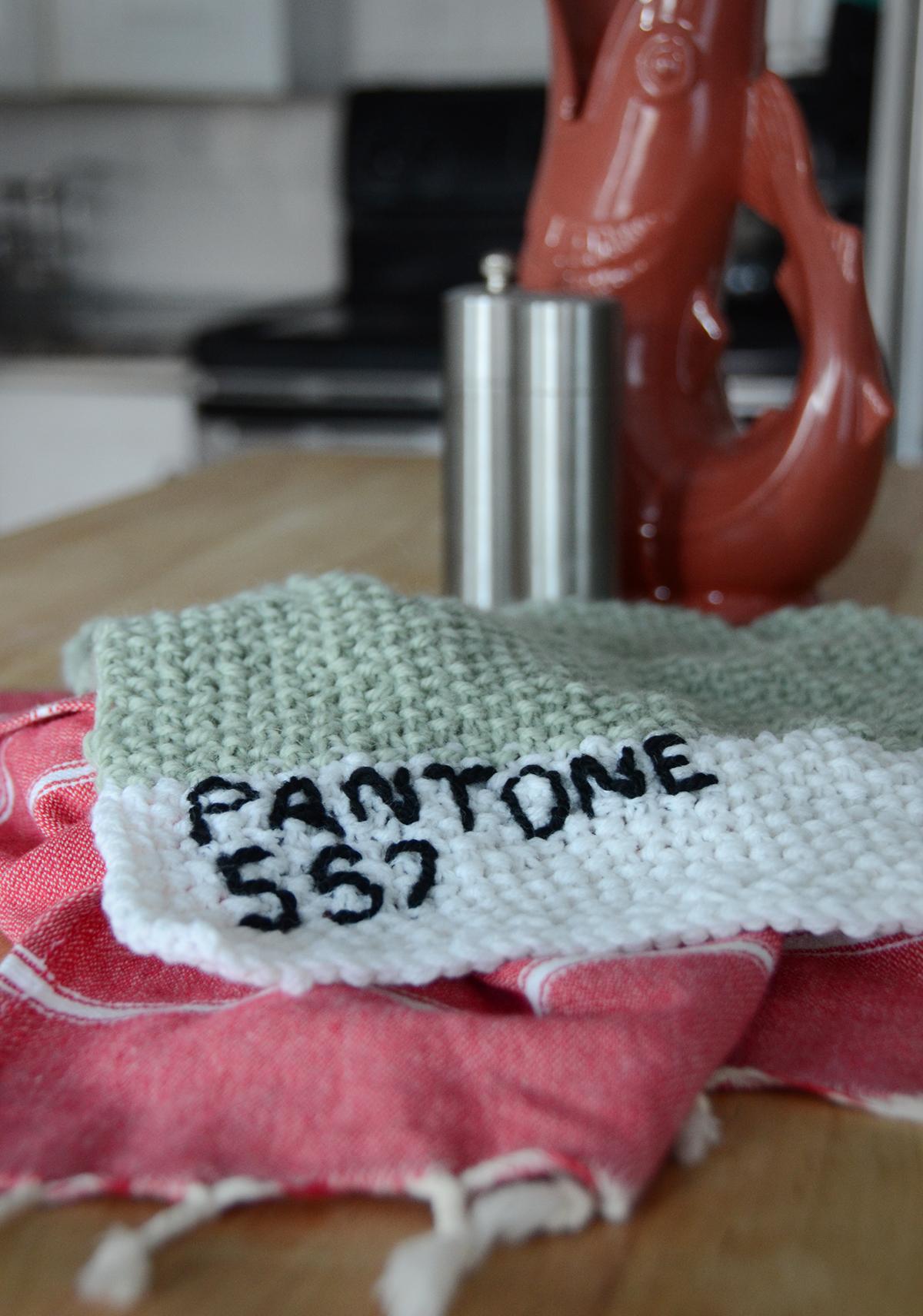 Pantone Towel 6
