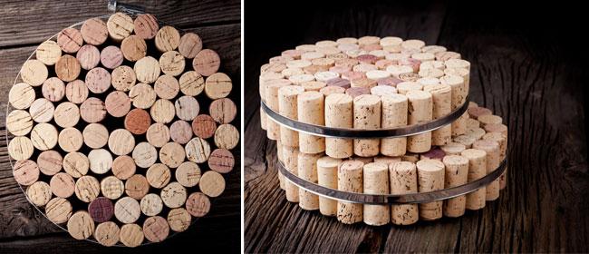 cork trivet diy