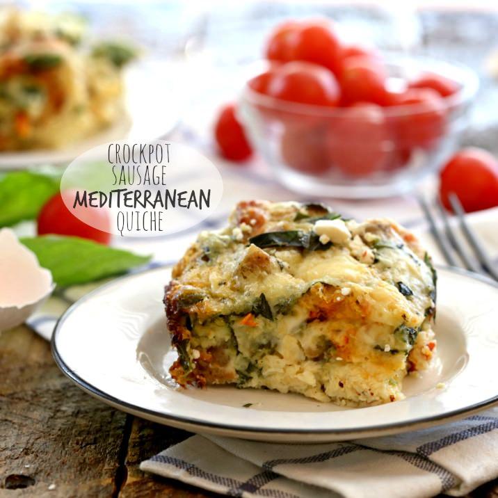 healthy-sausage-mediterranean-quiche