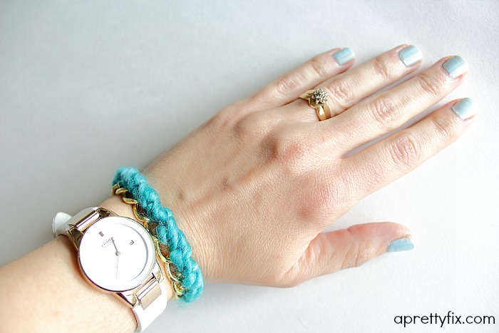 ring aphrodite bracelet bohemian product colorful set blue store