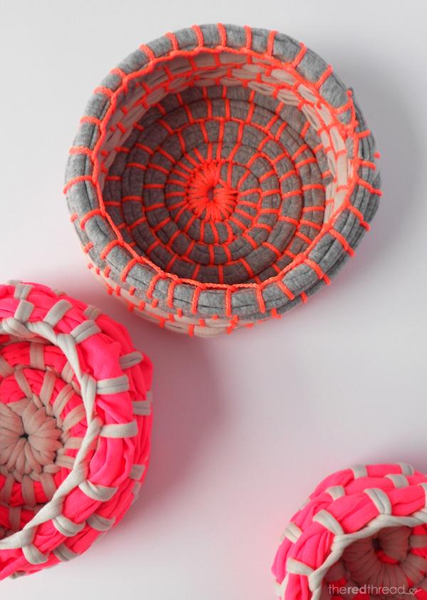 11 neon coil bowls