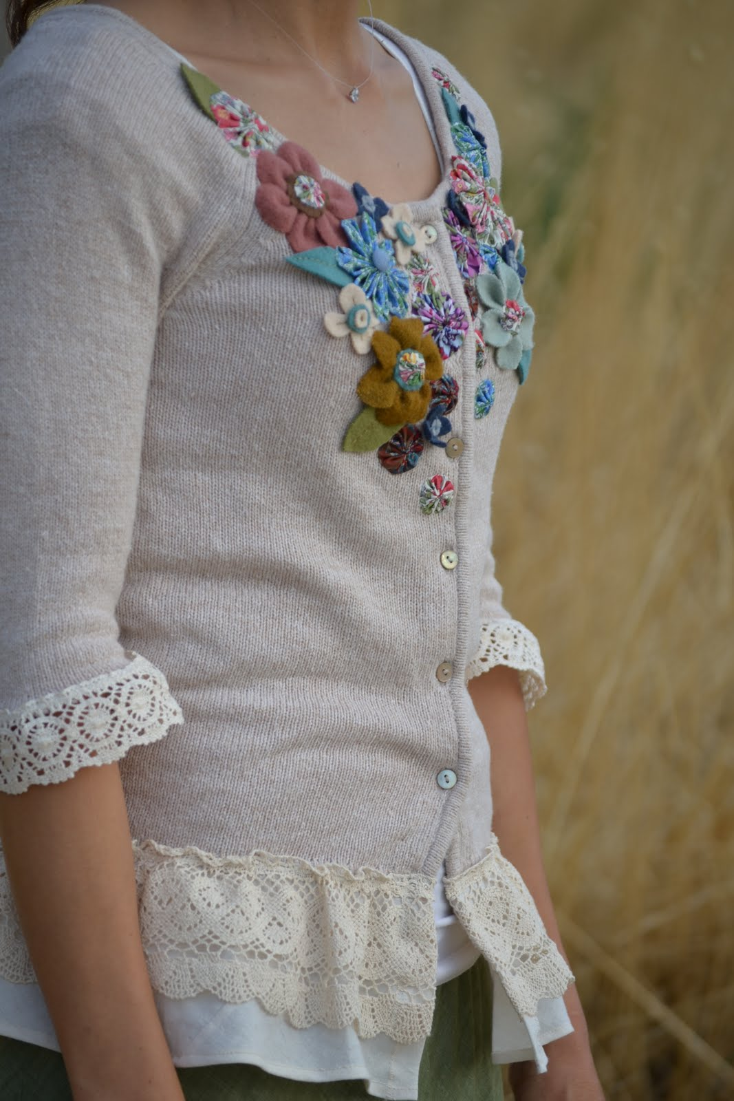 50 Ways To Transform Old Sweaters Into Something New