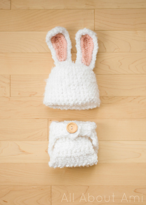 Baby Bunny Outfit Crochet