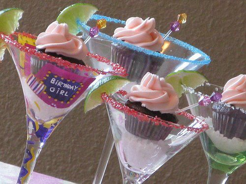 the cup cupcakes