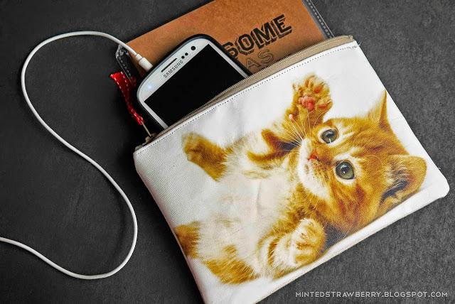 DIY Cat Pouch