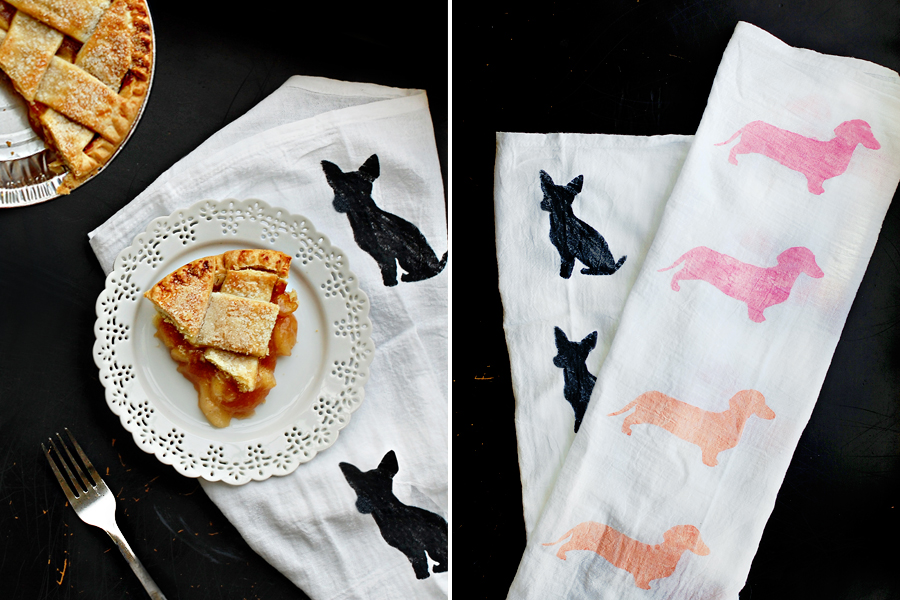 DIY-Chihuahua-Dog-Tea-Towel