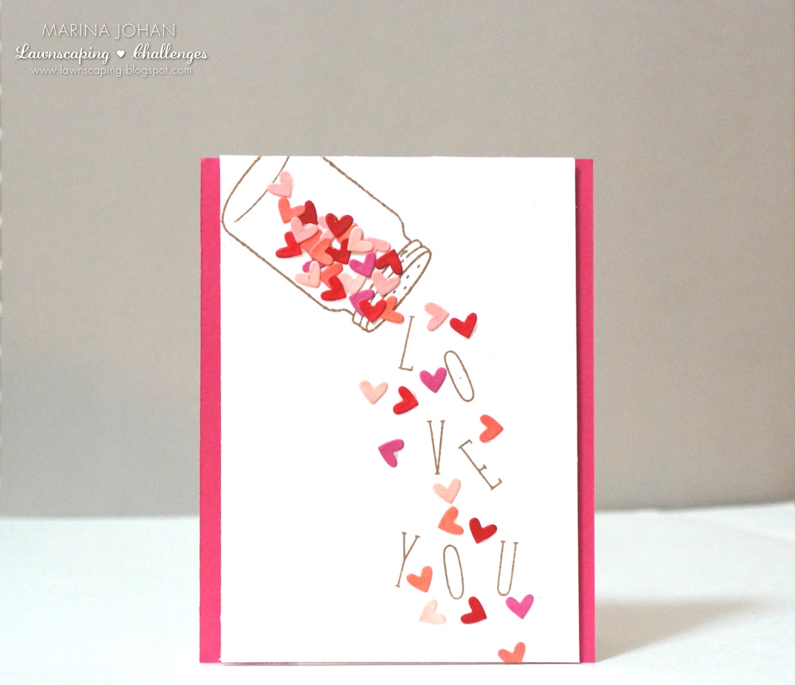 Give out some handmade love with these 21 diy valentine 39 s for What to put on a valentines card