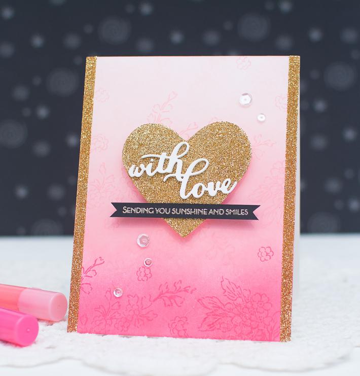 DIY Vday Card