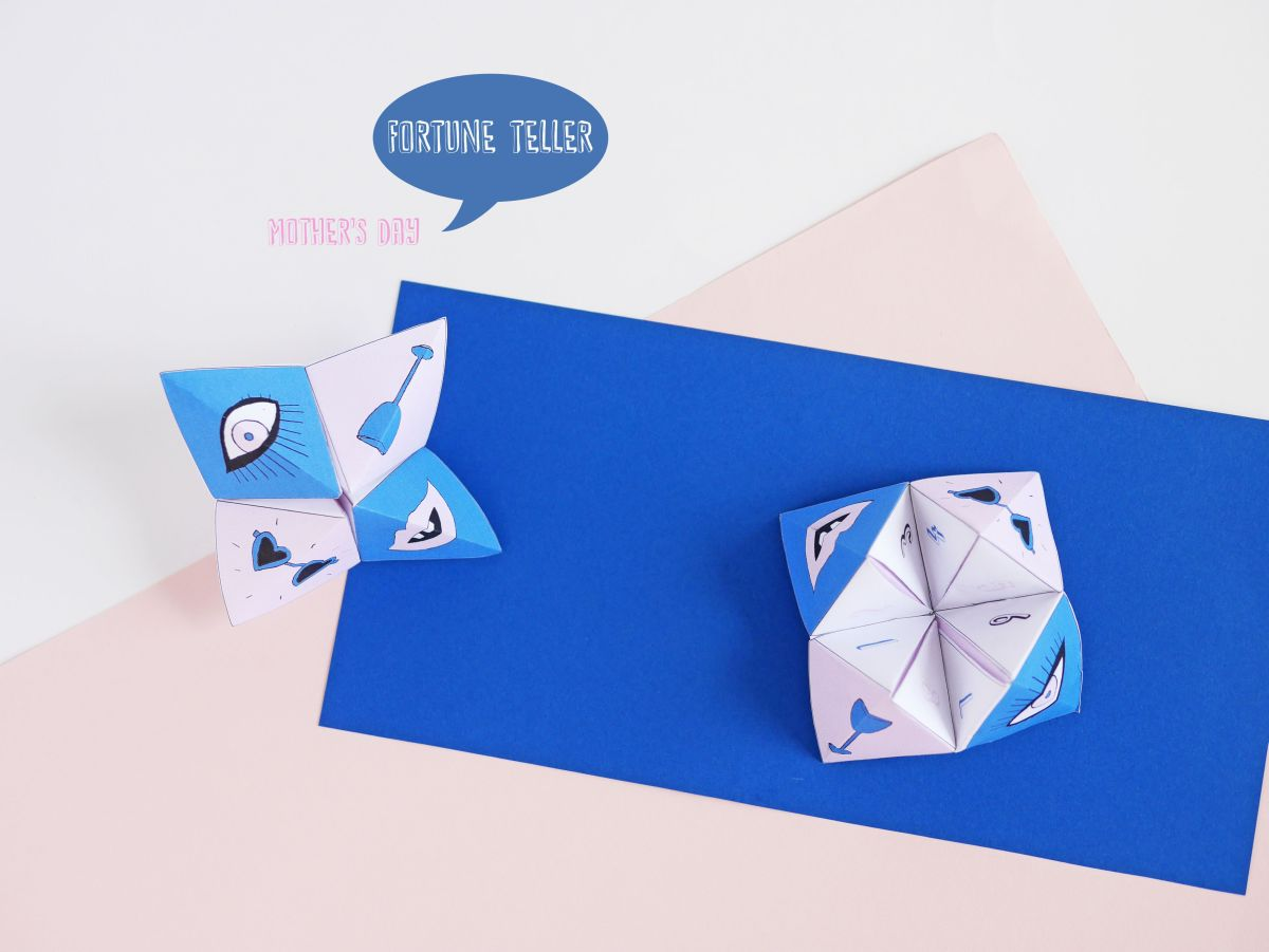 How to Make an Origami Fortune Teller | WeHaveKids | 901x1200