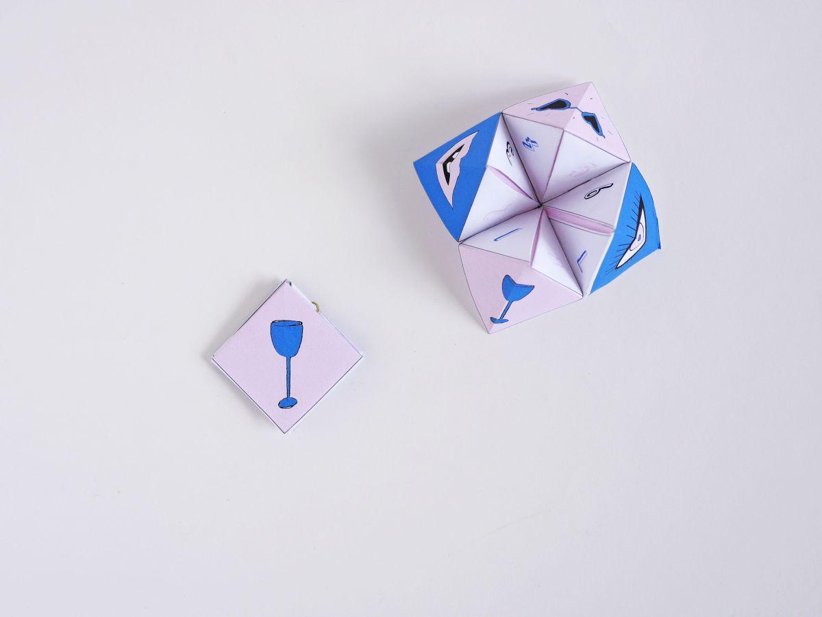 DIY mothers day fortune teller by La maison de Loulou-tuto-10