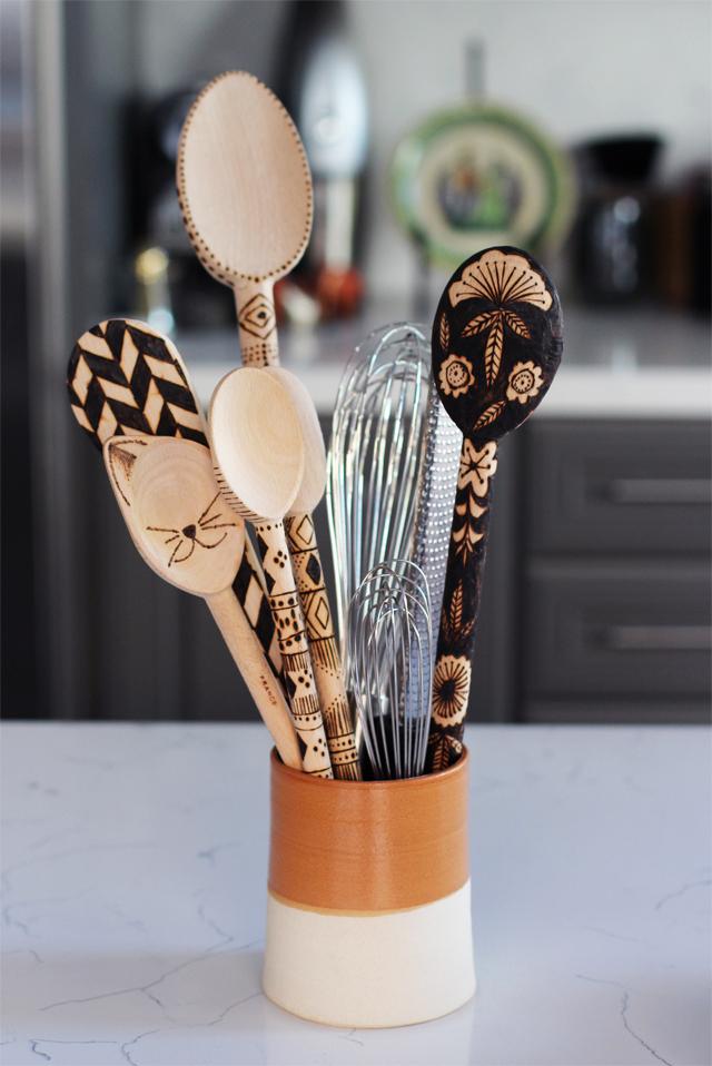 DIy Wooden Spoon