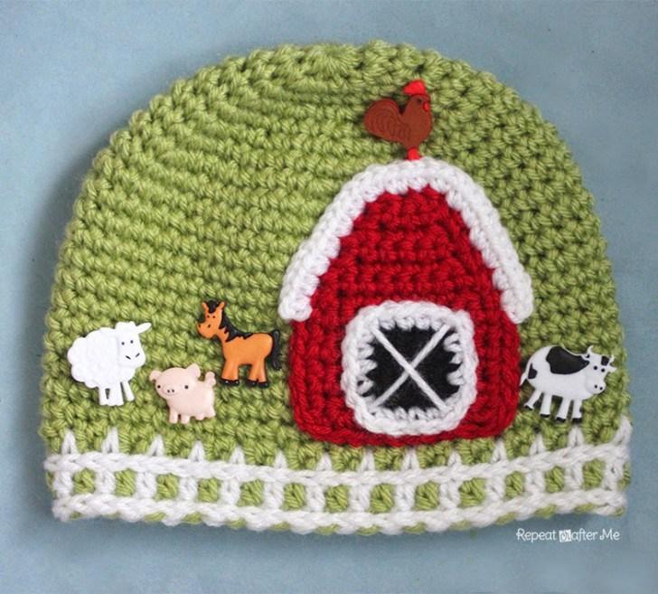 FarmHat Crochet