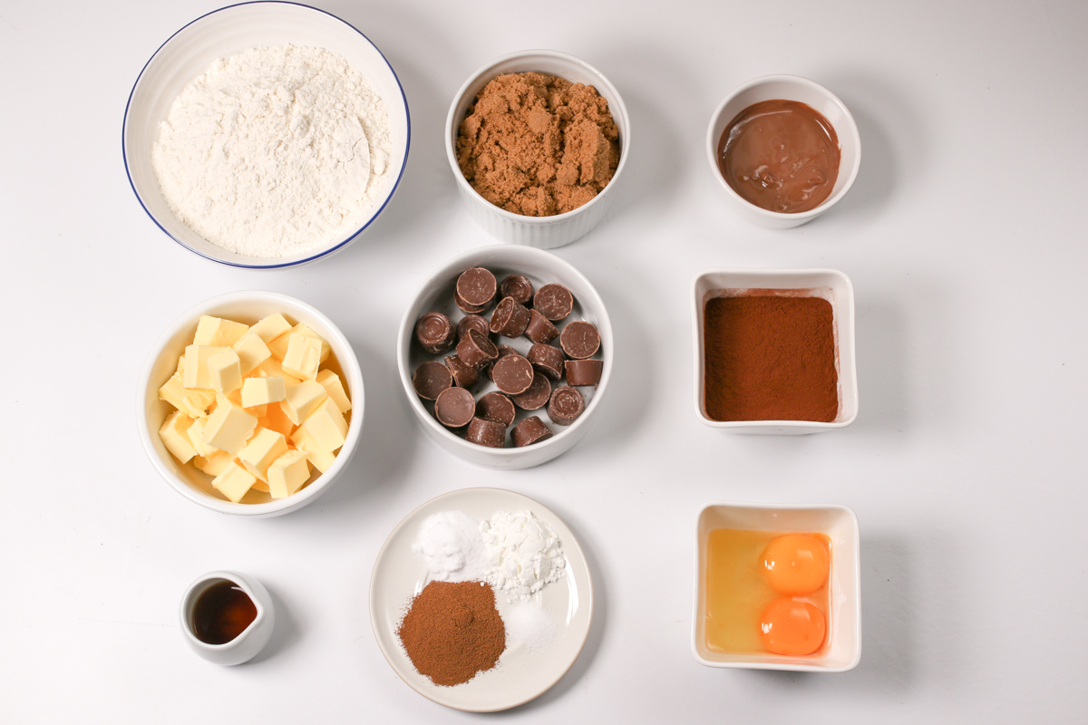 Rolo cookies ingredients