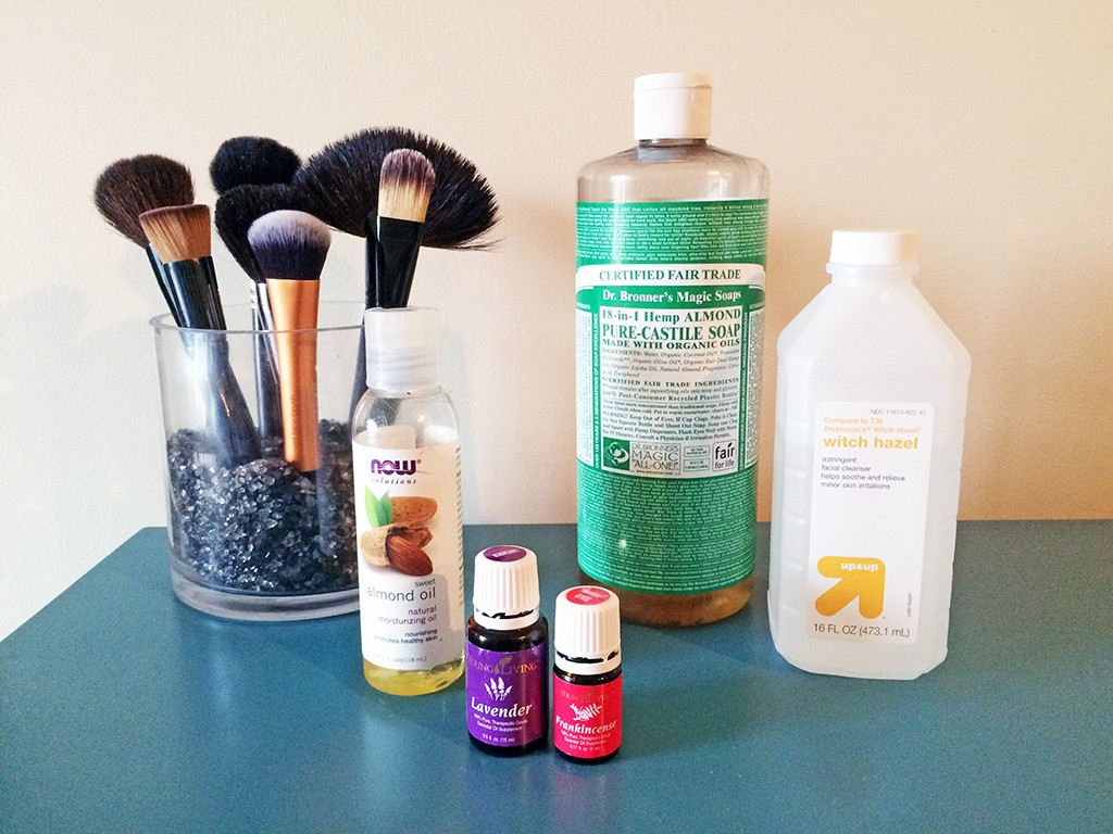 Skin friendly oils and organic products